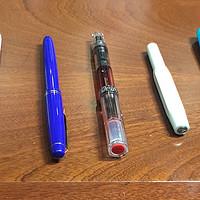 文具控的那些笔 篇四:平价的钢笔