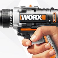 WORX 威克士 12伏电钻WX128 进口锂电电钻 到货开箱