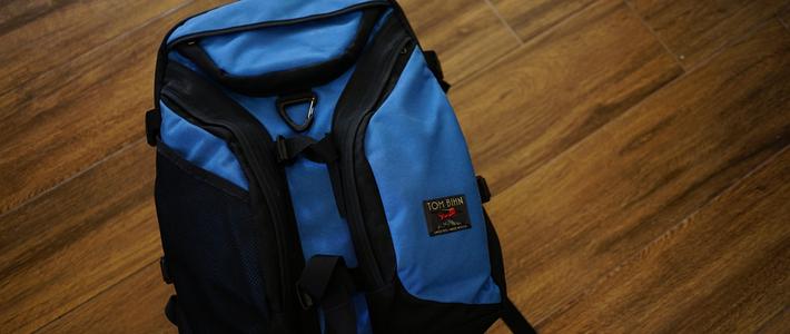 #本站首晒# 更大更粗~糙,硬汉大背包——Tom Bihn Brain Bag