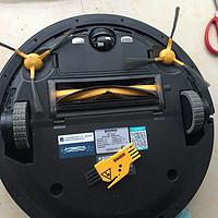 周末清洁大会战 篇十一:深度清洁 ECOVACS 科沃斯 朵朵S 扫地机器人