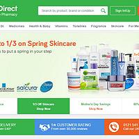 英国 ChemistDirect 网站直邮奶粉 开箱