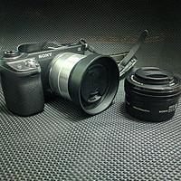 入新坑:Sony索尼 NEX-6 微单套机 & SIGMA适马 30mm/F2.8 DN ART 镜头