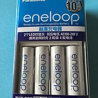 自我保护之设备系列 篇四:为了上一篇的录音笔,买的eneloop电池