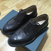 官网直邮-Crockett &Jones Pembroke 男鞋,分享尺码选购心得建议