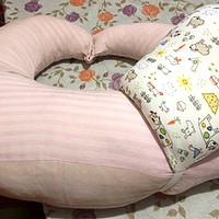 迎接即将来到的小二 篇三:设计制作哺乳枕