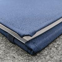 新人文具购买记录 篇一:日本KOKUYO 国誉 SYSTEMIC 半皮质笔记本 封册套装 三折版