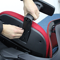 #一次过#两千多价位的人体工学椅冈村Sylphy Light 篇一:渣图开箱,四十分钟的成果