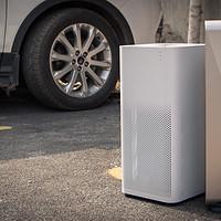 空气净化器的暴力测试——小米空气净化器2对比三菱SPD-511AC(G)
