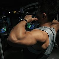 #春光乍瘦#我的增肌历程:从118斤到150斤的蜕(zhang)变(pang)之路