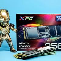 M.2 SSD逐个玩——主流M.2 SSD对比评测系列 篇六:当慧荣SM2260主控遇上MLC 3D-NAND颗粒——威刚PCIE NVMe SSD新品SX8000 256G开箱+详测