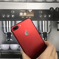 一个坦诚的姑娘 — 红色iPhone 7 Plus 实物 真的不太好看
