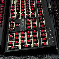 几把千元内的机械键盘使用体验—Cherry樱桃轴 篇一:罗技G710+,酷冷至尊烈焰枪XT,芝奇KM570MX(上)