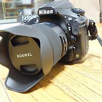 挂机拍档 TAMRON 腾龙 SP 35mm F/1.8 Di VC USD 定焦镜头