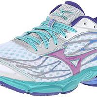 """除了""""四大""""之外的又一个选择 — Mizuno 美津浓 WAVE PROPHECY 5 女式跑步鞋 开箱"""