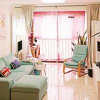 网购宜家沙发套,以及那些小客厅的淘宝好物