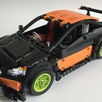 遥控乐高拼拼乐-LEGO 乐高 荒井円MOC-6604 Hatchback Type R
