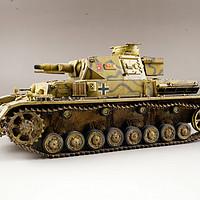 德意志军马——四号F1型中型坦克