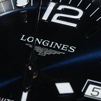 #原创新人# LONGINES 浪琴 康卡斯潜水表