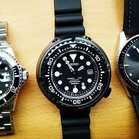 潜水表鼻祖对决:Rolex劳力士16610与宝珀五十浔