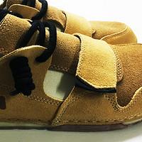 牛哄哄的工装靴擦鞋小妙招(附一双蠢萌的鞋OTZ)