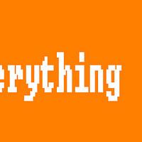 #原创新人#Windows实用软件 篇一:Windows 软件之 Everything