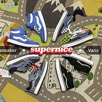 给儿子买的第N双鞋 篇二十二:摩擦摩擦我的滑板鞋!Vans 范斯 Era 童鞋