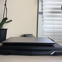 太子版 DELL 戴尔 XPS 15-9560-R1545 15.6英寸 笔记本电脑 开箱(附旧版Alienware M17x r4 对比)