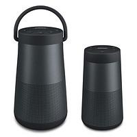 防水+高品质音频:BOSE 推出 SoundLink Revolve 和 Revolve+ 便携式蓝牙音箱