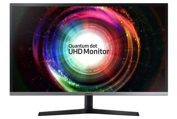 针对设计领域:SAMSUNG 三星 推出 U32H850 4K量子点技术显示器郑冲原型