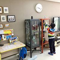 不惑大叔的legogo 篇二:小型乐高玩具陈列容器——宜家法布利克玻璃柜