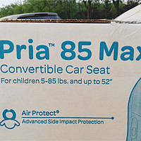 MAXI-COSI 迈可适 Pria 85 Max 开箱(是真货么?)45P