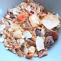 勤食五谷:ICA 50%坚果水果/草莓酸奶麦片及虎标苦荞茶简单晒