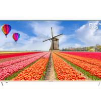 超薄全金属+HDR:Skyworth 创维 发布 55吋 4K液晶电视 55V9