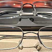 LINDBERG 林德伯格遇上 蔡司1.74三维博锐镜片 和 蔡司驾驶型镜片 两幅眼镜 入手详解 开箱测评