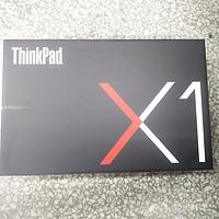 ThinkPad X1 Carbon 2017开箱,及原装SSD改U盘作业