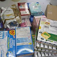 海淘晒单:日亚买买买的开箱分享
