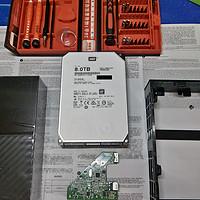 家用佳选 — WD 西部数据 My Book 8TB 外置硬盘 使用评测