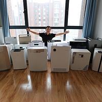 空气净化器选购指南 篇一:三年时间,我评测了超过100款空气净化器