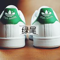 50美金无税到手,eBay购入绿尾:adidas 阿迪达斯 三叶草 Stan Smith 休闲运动鞋