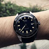 豪利时65周年限量复古版机械腕表