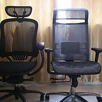 千元级别较量——网易严选&天益F09人体工学椅对比体验