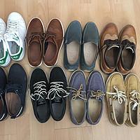 晒晒常穿的几双鞋子(附防止皮鞋磨脚小方法)