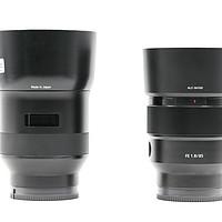 索尼FE 85 1.8 vs 蔡司Batis 85 1.8对比测试