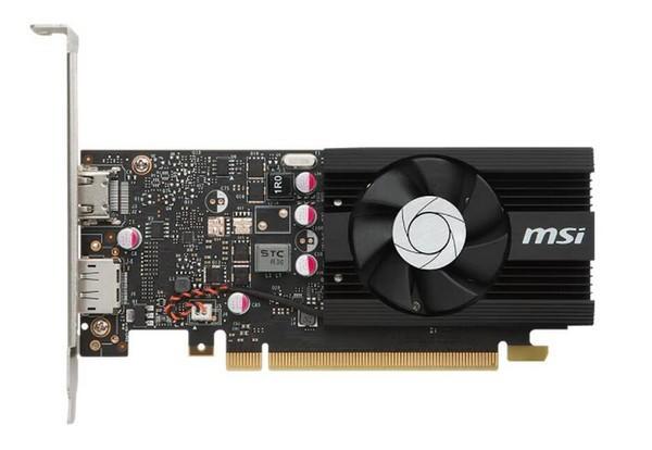 HTPC/ITX福音:msi 微星 发布 GT 1030 AERO ITX 2G OC 和 GT 103李依瑾的狗