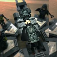 dope的乐高日记 篇四十九:乐高75183星战黑武士诞生拼装玩具