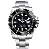 劳力士(Rolex)蚝式潜航者日历型机械男表 水鬼 黑鬼116610LN-97200