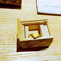 520送你一颗七窍玲珑心 — Chow Sang Sang 周生生 心动戒指 附秘密盒&密钥编排过程
