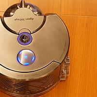 Dyson 360 EYE扫地机器人评测:这次的黑科技是否值得拥有?