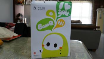 现在的孩子太幸福:送给小侄子的儿童节礼物——布丁豆豆智能机器人 开箱