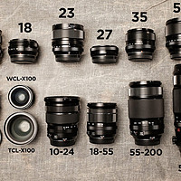 Fujifilm富士 微单XF系列镜头选购宝典